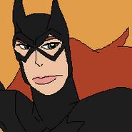Batgirl Mugshot