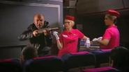 Air Afrikaans Being Hijacked