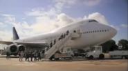 Air Afrikaans Boeing 747