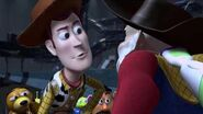 Toy story 2 Stinky Pete learns a lesson
