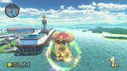 Mario Kart 8- Sunshine Airport -1080 HD-