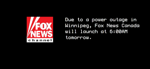 Sign on message Fox News Canada.png