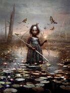 Aminatou The Fateshifter Magic The Gathering
