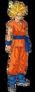 Super Saiyan Goku Dragon Ball Z