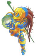 Dimitri Enerjak Archie Sonic Comics