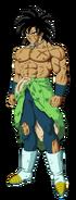 Broly Dragon Ball Super