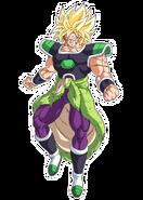 Super Saiyan Broly Dragon Ball Super