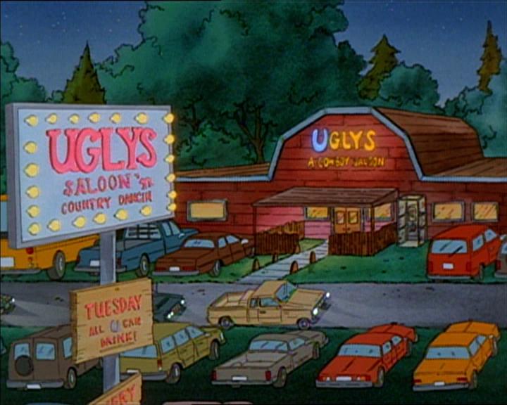 Uglys Saloon