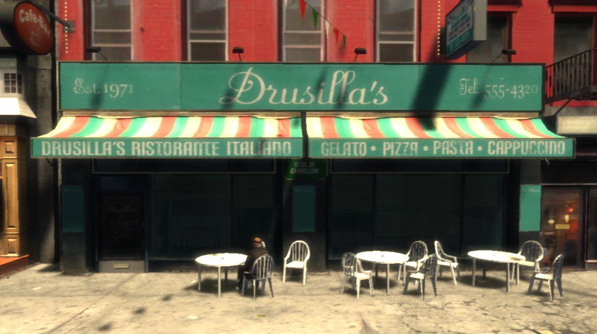 Drusilla's