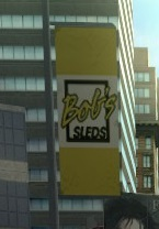 Bob's Sleds