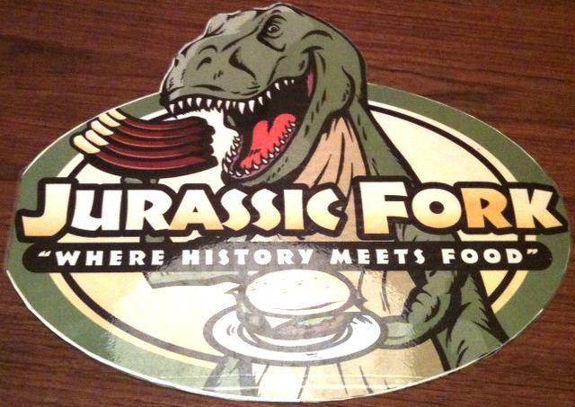 Jurassic Fork