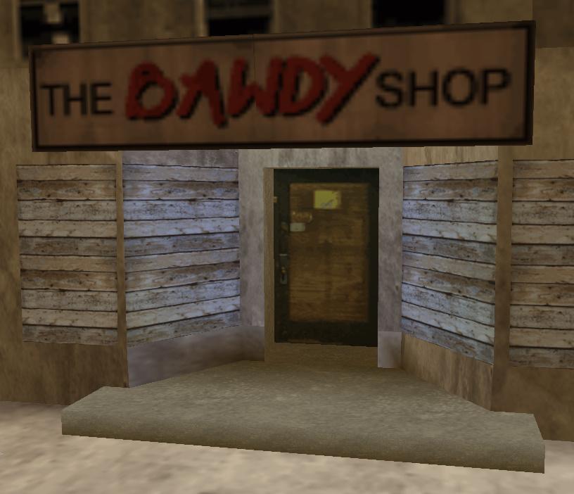 The Bawdy Shop