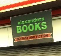 Alexanders Books