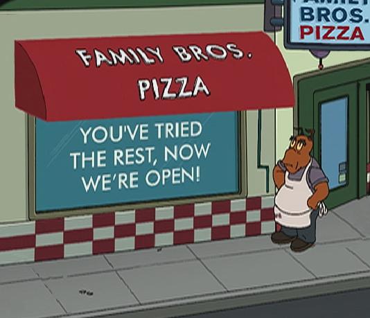 Family Bros. Pizza