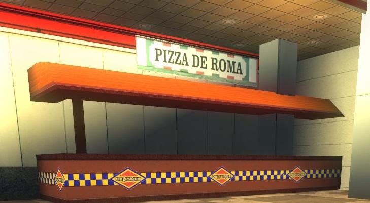 Pizza De Roma