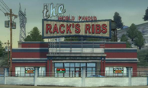 Rack's Ribs