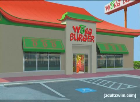 Wong Burger