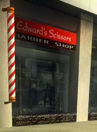 Edward's Scissors Barber Shop