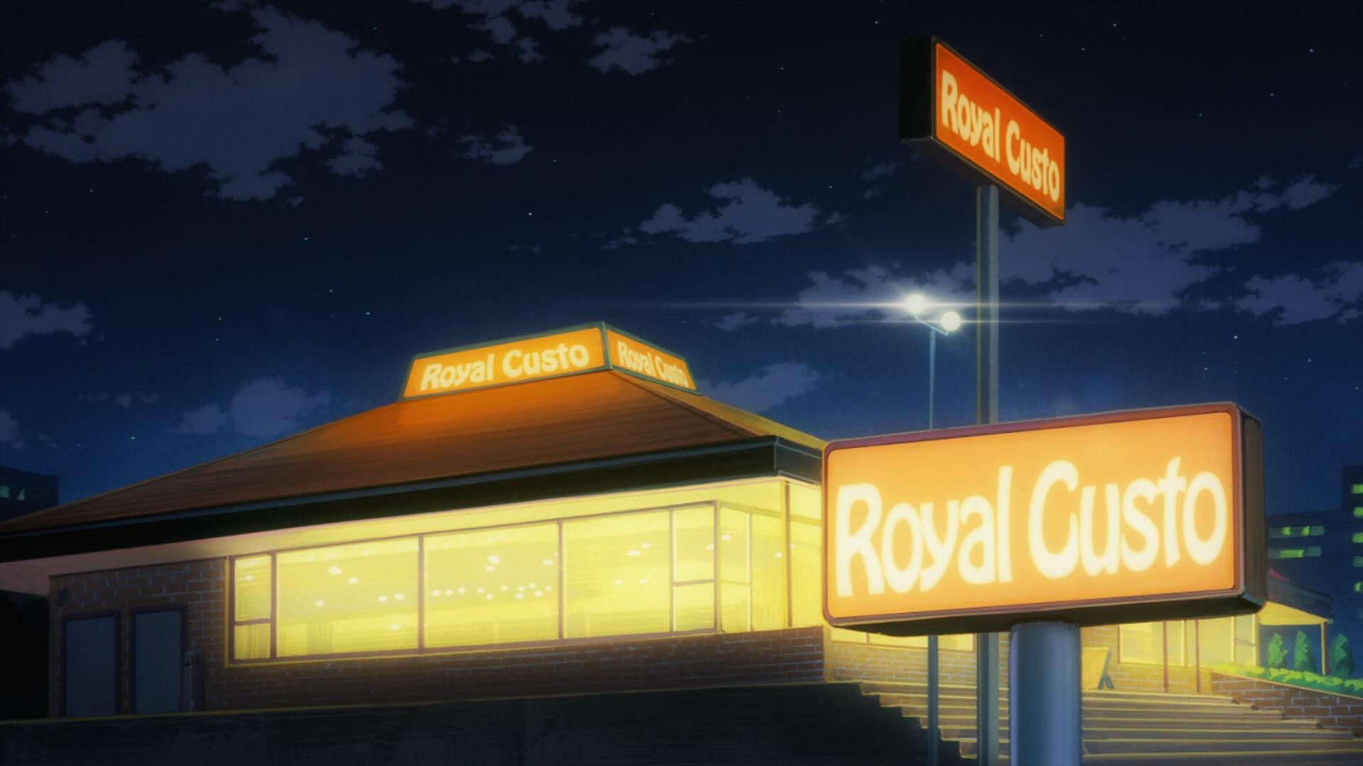 Royal Custo