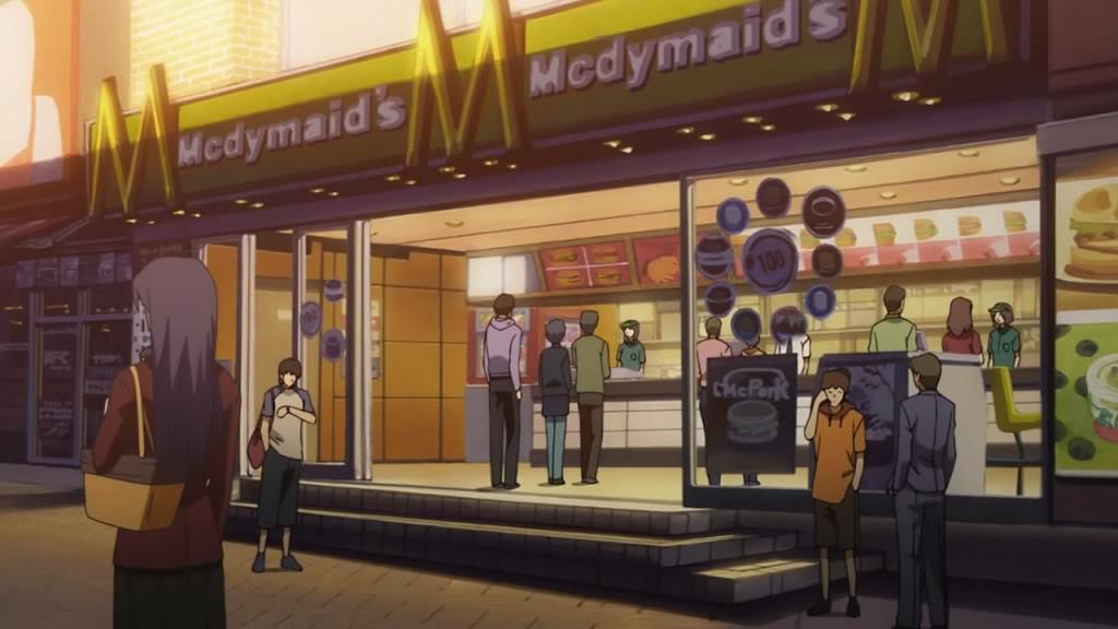 Mcdymaid's