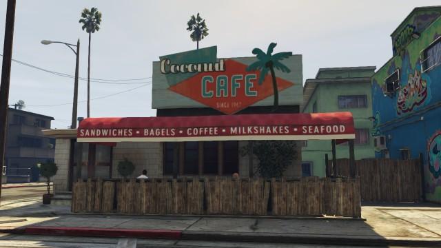 Coconut Cafe (Grand Theft Auto V)