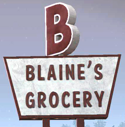 Blaine's Grocery (State of Decay)