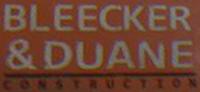 Bleecker & Duane Construction