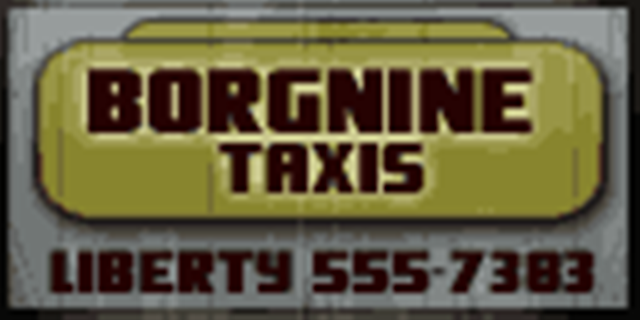 Borgnine Taxis