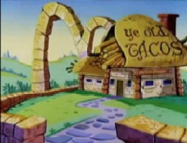 Ye Old Tacos