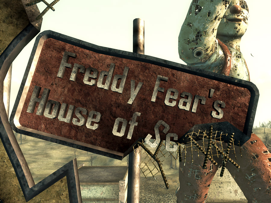 Freddy Fear's House of Scares