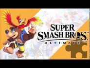 Victory! Banjo & Kazooie - Super Smash Bros