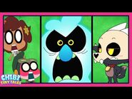 Scratch Haunts 👻 - Chibi Tiny Tales - The Ghost and Molly McGee - Disney Channel Animation