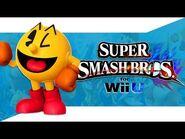 Victory! Pac-Man - Super Smash Bros