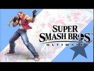 Victory! Terry - Super Smash Bros