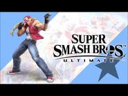 Haremar Faith Capoeira School - Song of the Fight - FATAL FURY - Super Smash Bros