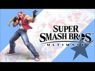 Wild Street - KOF XIII - Super Smash Bros