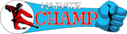 Karate Champ logo
