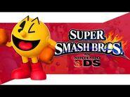 Pac-Man's Park - Block Town - Super Smash Bros