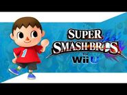 Plaza - Title (Animal Crossing- City Folk - Wild World) - Super Smash Bros