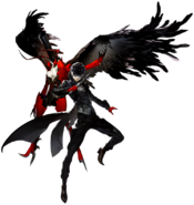 SSBU spirit Joker (Phantom Thief)