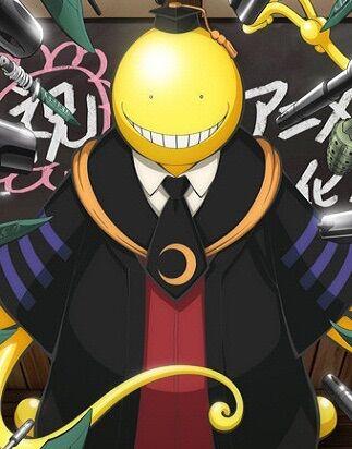 Koro-Sensei Assassination Classroom Manga Anime Porte-cl/és