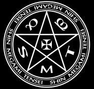 Shin Megami Tensei logo