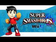 Wii Sports Resort (Ver. 2) - Super Smash Bros
