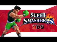 Minor Circuit - Super Smash Bros