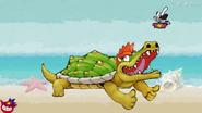 WWGIT Microgame TurtleTipper Bowser
