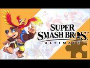 Main Theme - Banjo-Kazooie - Super Smash Bros