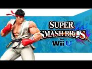 Ryu Stage- Type A - Super Smash Bros