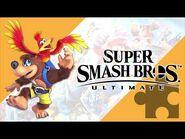 Spiral Mountain - Super Smash Bros
