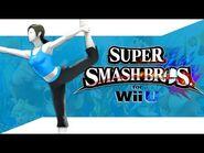Victory! Wii Fit Trainer - Super Smash Bros