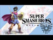 Fighting Spirits - DRAGON QUEST III - Super Smash Bros